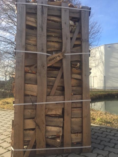 Brennholz Birke - 55126 Mainz - 2 m³ Hartholz