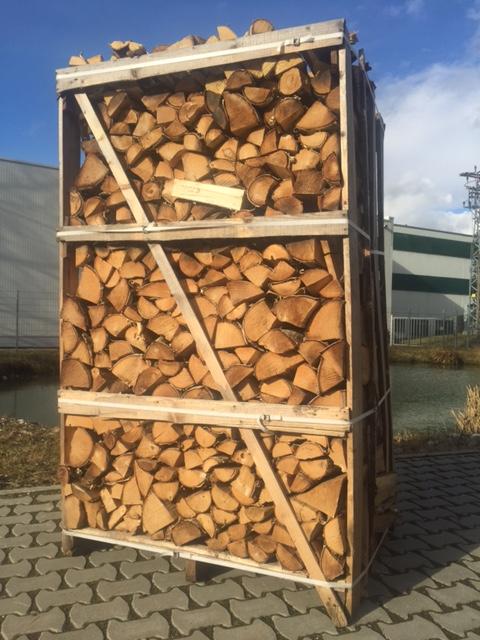 Brennholz Birke - 65205 Wiesbaden - 2 m³ Hartholz