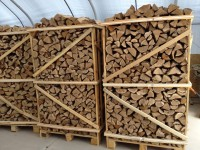Brennholz Eiche - 02190 Vilnius - 1 m³ Hartholz