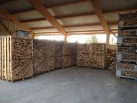 Brennholz Fichte - 86925 Fuchstal - 1 m³ Nadelholz